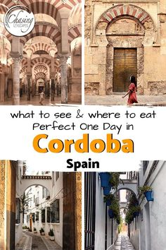 What to Do in Cordoba Spain - Best Attractions in 36 Hours and 38 Degrees Spain Travel Guide, Europe Travel Tips, European Travel, Travel Guides, Travel Destinations, Travel Advice, Holiday Destinations, Valencia, Spain And Portugal
