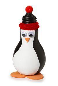 Penguin Light Bulb from PatCatans.com