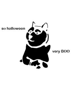 Here's the stencil. 18 Insanely Clever Pop Culture Stencils To Up Your Pumpkin Carving Game Halloween Labels, Spooky Halloween, Vintage Halloween, Halloween Pumpkins, Halloween Crafts, Happy Halloween, Halloween Costumes, Halloween Stuff, Halloween Halloween