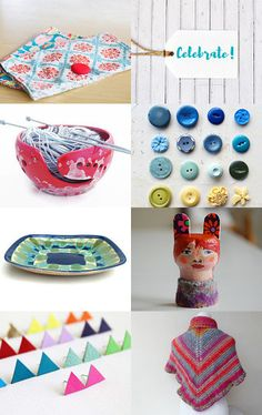 Celebrate colour by natalie on Etsy--Pinned with TreasuryPin.com