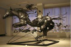Sculpture of 稲葉 友宏 Tomohiro inaba