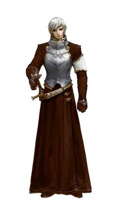 Male Human General Fighter Eldritch Knight Wizard Warrior - Pathfinder PFRPG DND D&D d20 fantasy