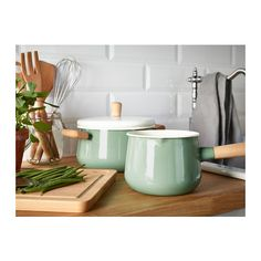 IKEA Fan Favorite: KASTRULL saucepan with lid. This fan fave is charming, playful and personal with a traditional expression and modern features for today's cooking.