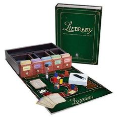"""Liebrary"" Board Game by Discovery Bay"