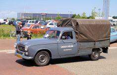 1961 - Peugeot 403 Pick-Up le Mecano