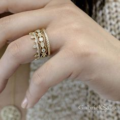 How to Wear Stackable Ring: Lean More