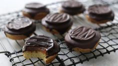 Simon Rimmer's recipe for homemade jaffa cakes is well worth the effort.
