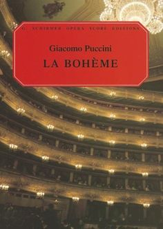 Download pdf arias for tenor g schirmer opera anthology online la boheme vocal score g schirmer opera score editions fandeluxe Gallery