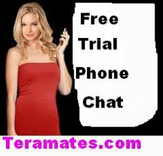 New chat line numbers free trial