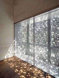 Home Decoration Art Dappled Light - Museums That Give Us Major Interior Envy - Photos.Home Decoration Art Dappled Light - Museums That Give Us Major Interior Envy - Photos Architecture Design, Light Architecture, Facade Design, House Design, Museum Architecture, Shadow Architecture, Architecture Interiors, Exterior Design, Building Architecture