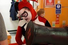 MCM Birmingham Comic Con 2015 NEC