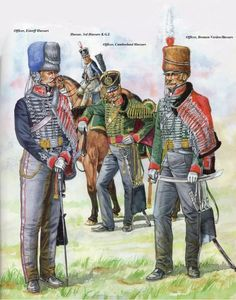 Best Uniform - Page 184 - Armchair General and HistoryNet >> The Best Forums in History British Army Uniform, British Uniforms, Lead Soldiers, Toy Soldiers, Military Art, Military History, Battle Of Waterloo, Waterloo 1815, First French Empire