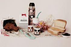Lit Pasteleria® Bath Caddy, Breakfast, Biscuits