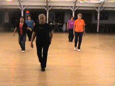 Aw Naw - Choreographed by Sandy Goodman
