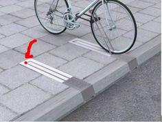Géantissime, le parking à vélo invisible!