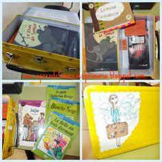Ce ressource pour la classe de FLE est très facile de faire et d'organiser.       J'ai préparé une valise avec du matériel en fr...