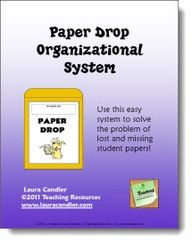 paper drop (lost papers no name...