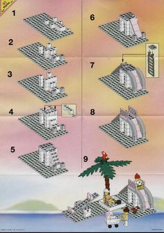 Image result for lego playground instructions