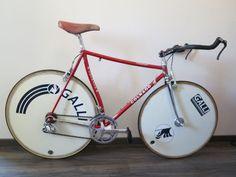 1988 Colnago Master Krono Time Trial Campagnolo Delta Galli Disc Wheels Mavic | eBay