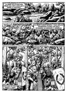 Pagina 1 de Camulus, El Gigante Romano