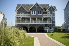 Outer Banks Vacation Rentals   Hatteras Vacation Rentals   Beach Haven #638    (8 Bedroom Oceanfront House) www.2obr.com/638