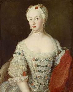 Crown Princess Elisabeth Christine of Prussia 1746-1840
