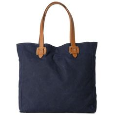 Tanner Goods Waxed Canvas Tote