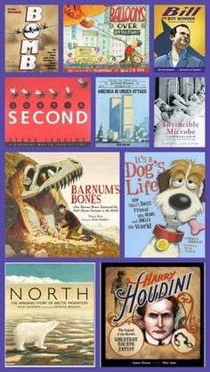 Winner: Balloons Over Broadway: The True Story of the Puppeteer of the Macy's Parade by Melissa Sweet. Melissa Sweet, Award Winning Books, Children's Literature, Books To Buy, Beehive, Young People, Nonfiction, Puppets, True Stories