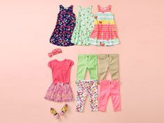 #ad pastel party picks from the hm.com  Conscious* Collection for kids