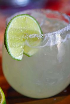 tequila gimlet ~ cocktail with fresh lime juice and tequila