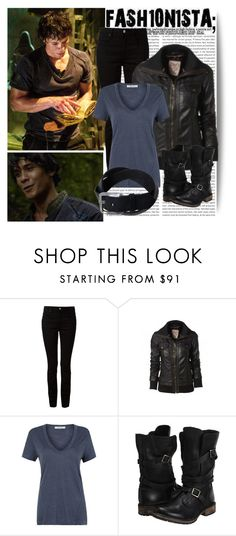 """""""The 100 - style"""" by bebe6121985 on Polyvore featuring Oris, Alexander Wang and Steve Madden"""