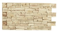 Texture Plus Panels - Stacked Stone Dry Stack Select - Light Tan - Interlock