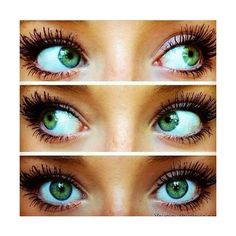 14 Beautiful Eyes Pictures ❤ liked on Polyvore featuring beauty products, eyes, makeup, beauty and pictures