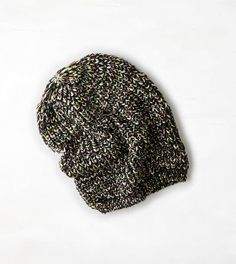 AEO Mixed Knit Beanie