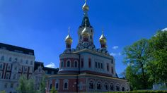 Orthodox Church Vienna Vienna, Barcelona Cathedral, Taj Mahal, Building, Buildings