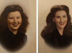 "So awesome! ""An artist replicated photos of 7 generations of women in her family, and it's stunning""  http://hellogiggles.com/artist-replicated-photos-7-generations-women-family-stunning"