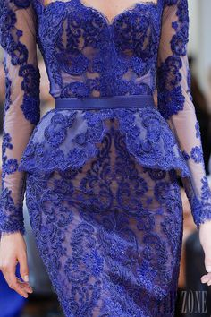 Zuhair Murad - Couture - Fall-winter 2013-2014