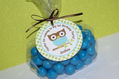 NEWLook Whoo's Turning 1 Mod Owl Boy by KidfullyCelebrations, $8.00