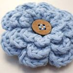 So many different kinds of flowers to crochet. This is just one of many in the Tip Nut site to look at.
