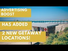 Advertising Boost Has Added 2 New Vacation Getaways Mrytle Beach, Advertising, Ads, Daytona Beach, Vacation, Youtube, Vacations, Holidays Music, Youtube Movies