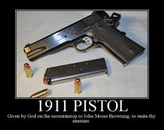 Firearm Discussion and Resources from Handguns and more! Buy, Sell, and Trade your Firearms and Gear. Weapons Guns, Guns And Ammo, Zombie Weapons, Colt M1911, Colt 45, Revolvers, 1911 Pistol, 1911 Grips, By Any Means Necessary