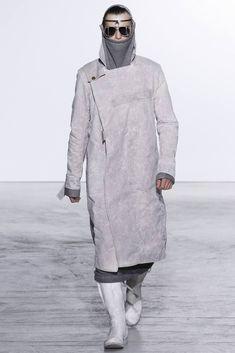 Male Fashion Trends: Boris Bidjan Saberi Fall/Winter 2016/17 - Paris Fashion Week