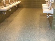 Urethane mortar flooring can withstand the harshest and most demanding of environments. It is ideal mostly for food processing areas, production areas, bottling areas, commercial kitchens, pharmaceutical plants, wash areas, and chemical processing environments.