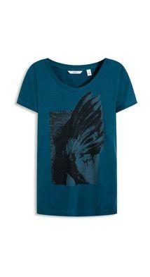 OUTLET edc - multi print t-shirt