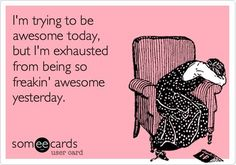 Sannel in a Nutshell: Fibromyalgia and Chronic Fatigue Syndrome - Is it Really Worth it to Have One Day of Fun?