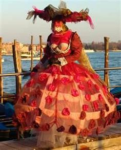 Carnival Costumes Venice by Heimo