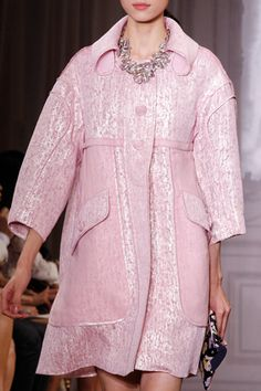 Chanel Couture Fashion Show Details - Chanel Dresses - Trending Chanel Dress for sales - Chanel Couture Fashion Show Details Chanel Couture, Style Haute Couture, Couture Fashion, Chanel Fashion Show, Chanel Coat, Chanel Outfit, Chanel Jacket, Chanel Dress, Chanel Chanel
