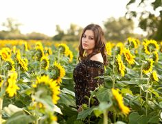 Kansas City Senior Photography | Kymberly Janelle Photography senior girl…