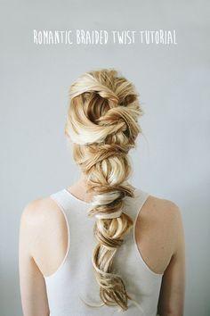 Peinados románticos y femeninos para la cita