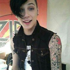 &  are perfect.  #andy #andybvb #andybiersack